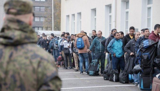 В Швеции за неделю сгорели три пункта приема беженцев