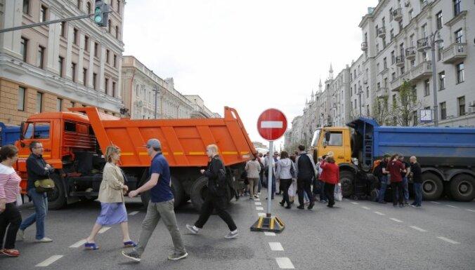 Протесты в России: в Москве и Питере — сотни задержанных, среди них и Навальный