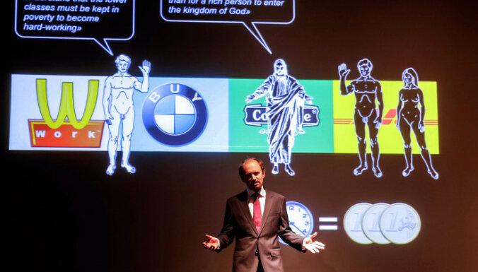 Ideju festivālu 'Māksla un ekonomika' atklās izrāde 'Pārmaiņu pārbaude'