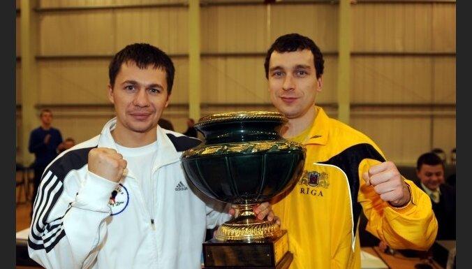 Riga Open-2009: Кубок Книсиса вручен Рамлаву