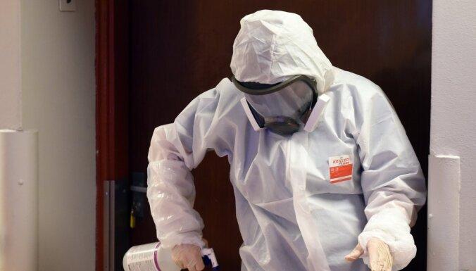 Latvijā ar Covid-19 inficējušies 297 cilvēki; reģistrēti 10 mirušie