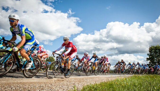 Starptautiskais 'Baltijas ceļa' velobrauciens: ar 'Tour de France' posma uzvarētāju, noslēdzošo posmu Latvijā un bez Lietuvas