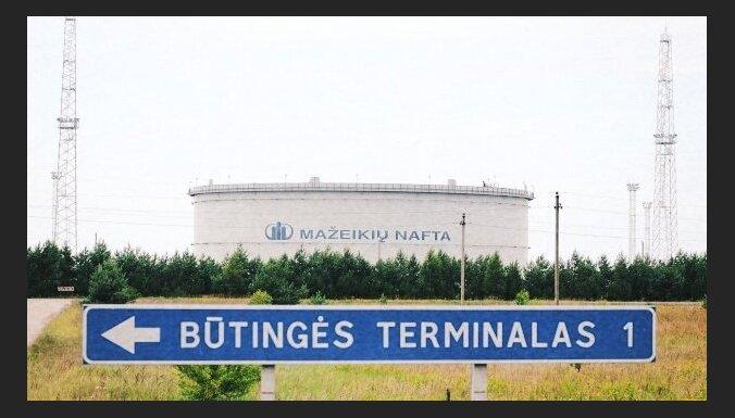 Прокуратура начала расследование в связи с разливом нефти в Балтийском море