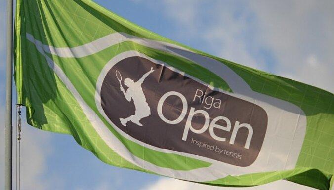 Slobodkins triumfē 'Riga Open' turnīra vienspēļu sacensībās
