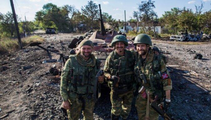 Krievijas senators aicina maksāt kompensācijas Ukrainā kritušajiem brīvprātīgajiem