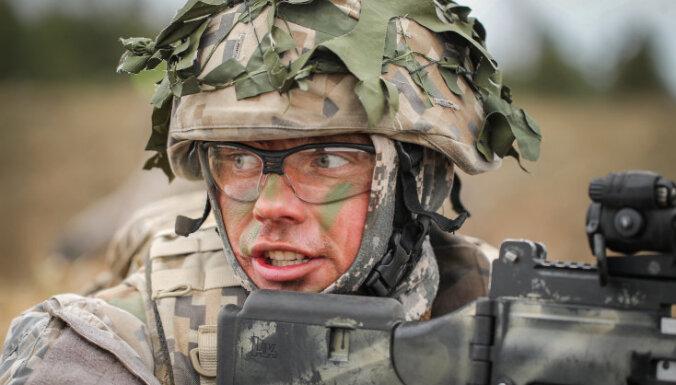 Правительство одобрило продление срока участия Латвии в операции против ИГИЛ в Ираке