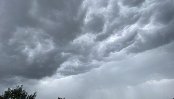 На следующей неделе ожидаются дожди