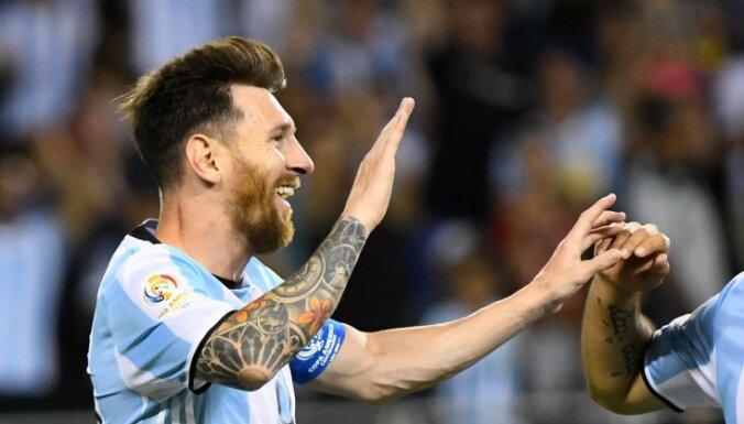 Месси объявил о возвращении в сборную Аргентины