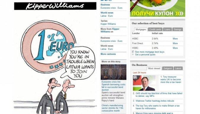 Снимок экрана с сайта The Guardian