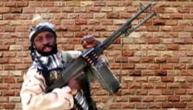 'Boko Haram' izlaupa divas militārās bāzes Nigērijā