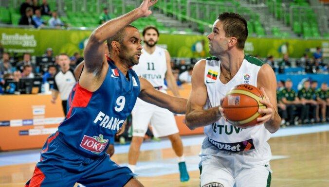 Сабонис выступил, Явтокас поиграл мышцами: литовцы обыграли вице-чемпионов