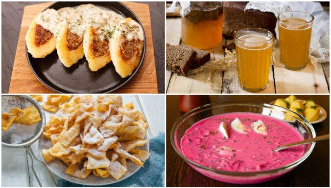 Ko nogaršot Lietuvā: 22 receptes kaimiņvalsts virtuves iepazīšanai