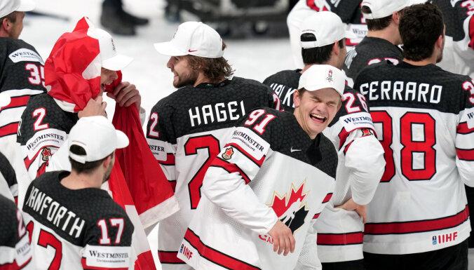 Известен новый рейтинг IIHF и составы групп на чемпионат мира-2022
