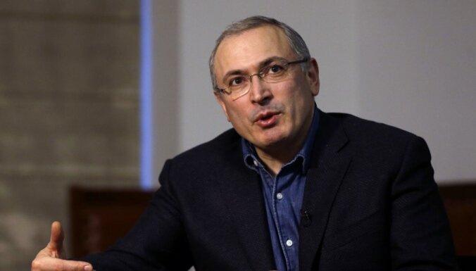 """Ходорковский о деле Скрипаля: """"Проблема в сотне преступников в окружении Путина"""""""