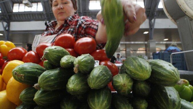 Эхо санкций: крестьяне уничтожают выращенные овощи, рынки заполнены продуктами из Польши