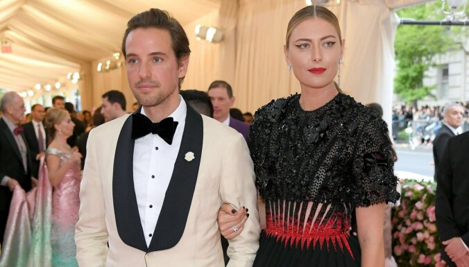 ФОТО, ВИДЕО: Мария Шарапова подтвердила, что выходит замуж за друга британских принцев