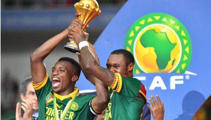 Kamerūnai atņem tiesības rīkot Āfrikas Nāciju kausu futbolā