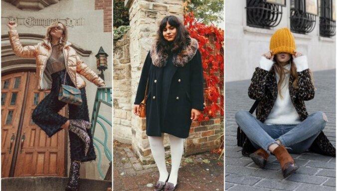 Mētelis, kažoks vai dūnu jaka: noskaidro piemērotāko un stila ieteikumus