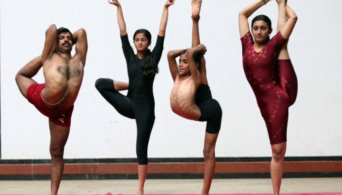 Populārākie jogas veidi: izvēlies sev labāko