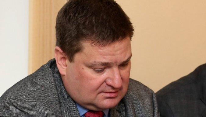Дзинтарс Закис уходит из политики