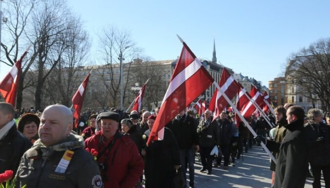 МИД РФ: марши ветеранов Waffen SS в Риге противоречат законам Евросоюза