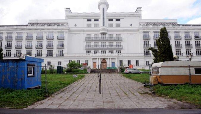 Grib noteikt īpašu statusu Ķemeru sanatorijas teritorijai