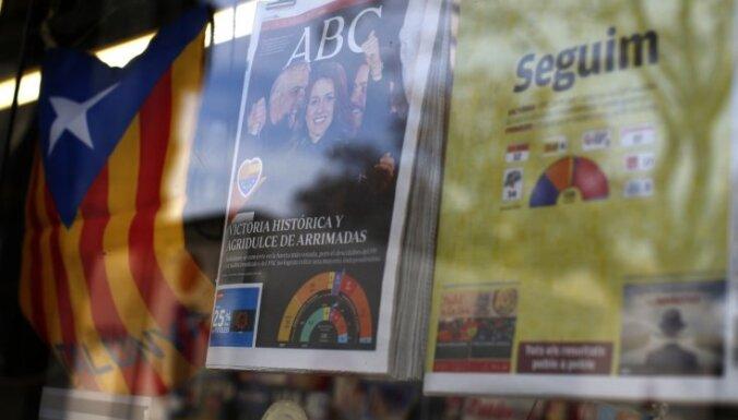 Katalonijas neatkarība tuvākajā nākotnē nebūs iespējama, domā eksperts