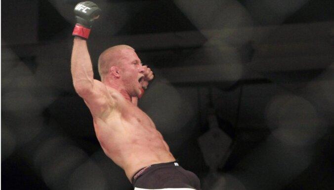 Latvijas cīkstonis Cirkunovs vairs necīnīsies UFC organizācijas paspārnē