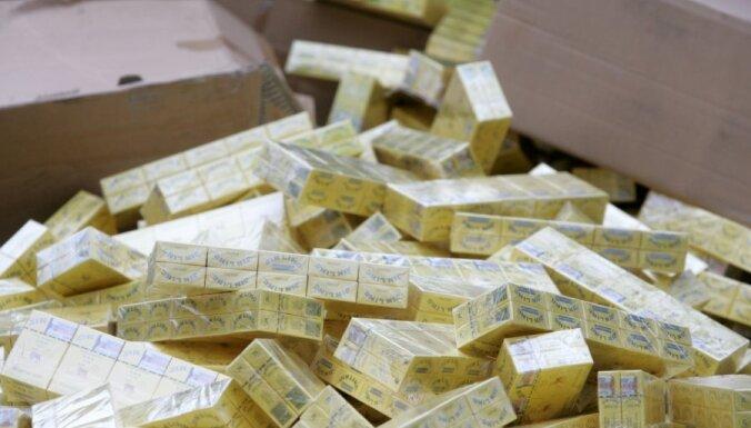 В прокуратуру ушло дело о подпольном складе алкоголя и сигарет: в деле замешан полицейский