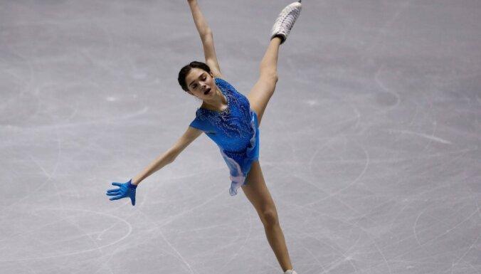 Figure Skating, ISU World Team Trophy, Evgenia Medvedeva