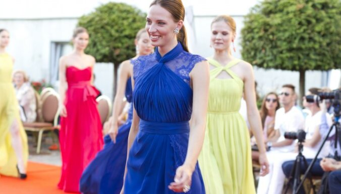 В июле Юрмала превратится в центр моды