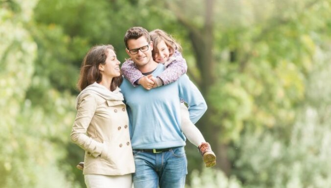 Diāna Zande: Ģimenē ir būtiski veidot kopā būšanas tradīcijas jau no mazuļa vecuma
