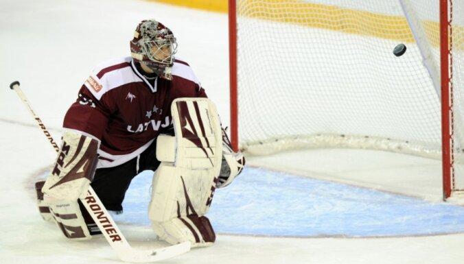 Латвия вела 2:0, а потом получила от французов по полной программе