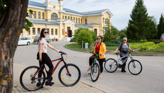 'Zaļajiem ceļiem' pa pēdām: Gulbene-Pededze-Balvi-Litene