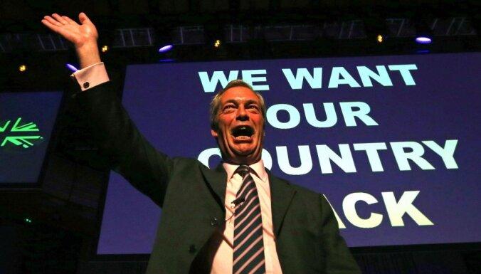 'Brexit' Lielbritānijai jau šobrīd izmaksājot 560 miljonus nedēļā