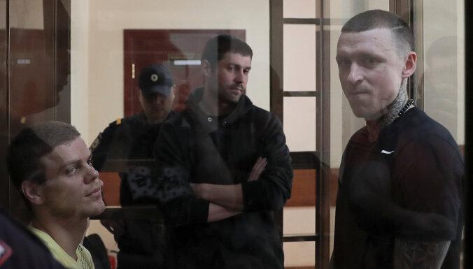 Кокорин и Мамаев приговорены к реальным срокам заключения в колонии
