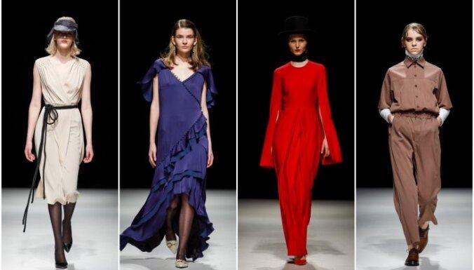 Третий день Riga Fashion Week: минимализм, элегантность и изысканность
