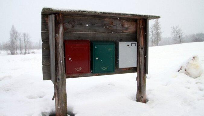 Regulators uz trīs gadiem atņēmis tiesības četriem uzņēmumiem sniegt pasta pakalpojumus