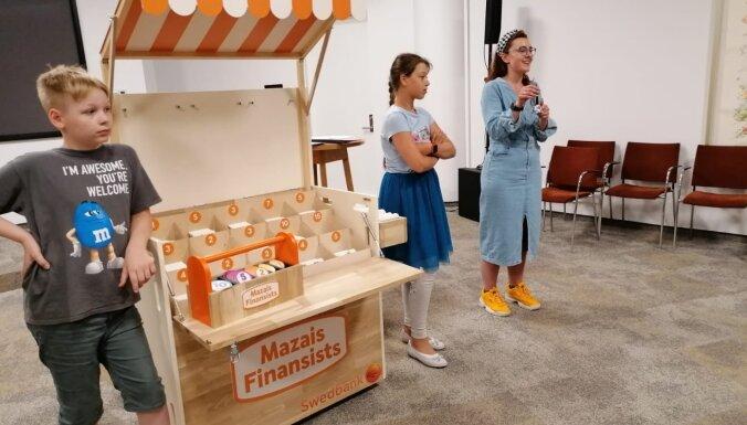 Bērna finansiālā izglītība – iespēja veidot gudras attiecības ar naudu jau bērnībā