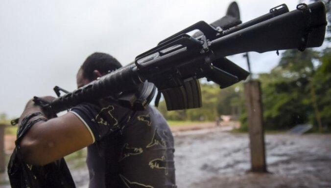 Konflikts ar FARC ir beidzies, paziņo Kolumbijas prezidents