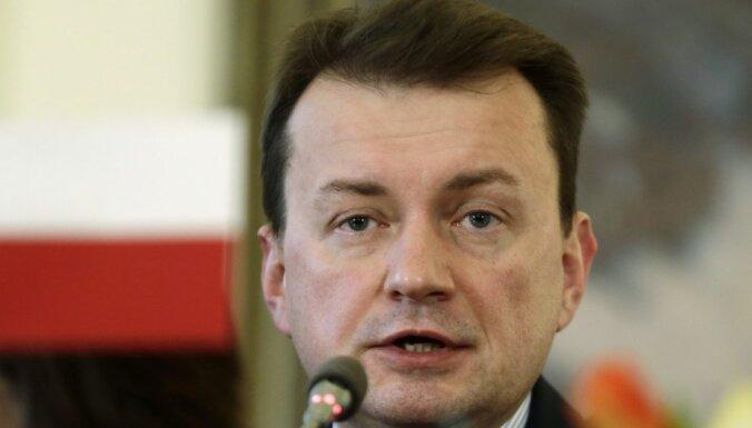 Глава МВД Польши призвал ЕC закрыть двери для мусульманских мигрантов