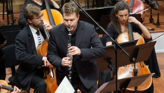 Ar savu jaunāko koncertprogrammu Liepājā uzstāsies 'Sinfonietta Rīga'
