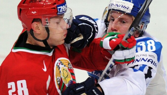 Самые необычные факты чемпионатов мира по хоккею