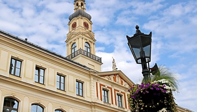 Covid-19 saslimšana konstatēta arī Rīgas domē