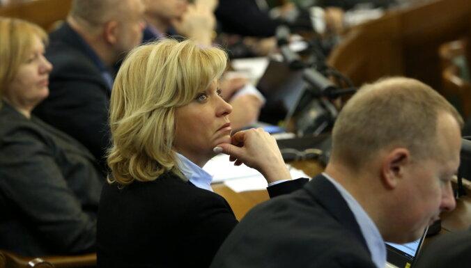 Saeima atbalsta administratīvo teritoriju veidošanas kārtību