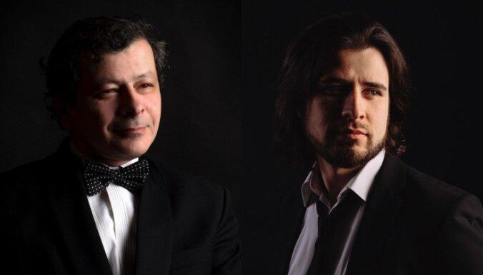 Festivālā 'Eiropas Ziemassvētki' Andrejs un Sergejs Osokini spēlēs Bēthovena sonātes