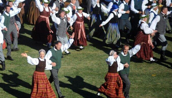 Готов бюджет Праздника песни: из госбюджета потратят почти 6 млн. евро