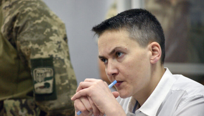"""""""Не будь лохом"""". Савченко оставила сообщение для Зеленского"""