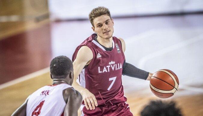 U-19 izlases līderis Kurucs izīrēts uz 'VEF Rīga' vienību