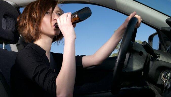 Исследование: алкоголь— главная опасность на дорогах ЕС
